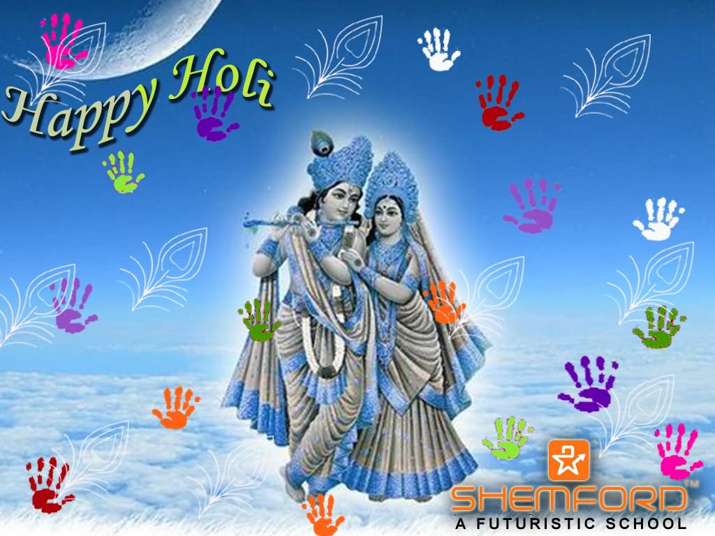 Incredible Holi Wishes