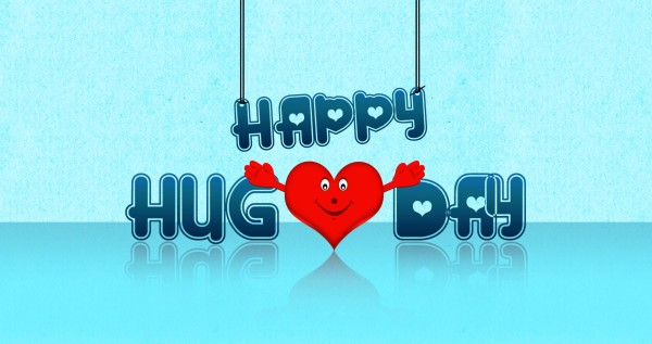 Incredible Hug Day Wish