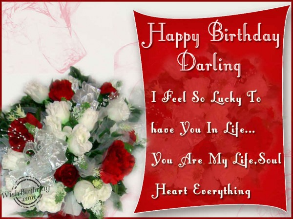 Latest Happy Birthday Quotes And Greetings