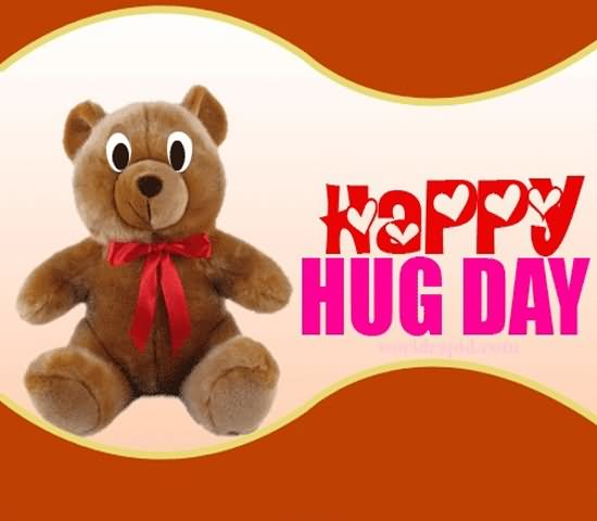 Latest Hug Day Wish