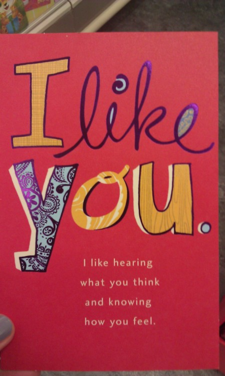 Latest I Like You Wishes