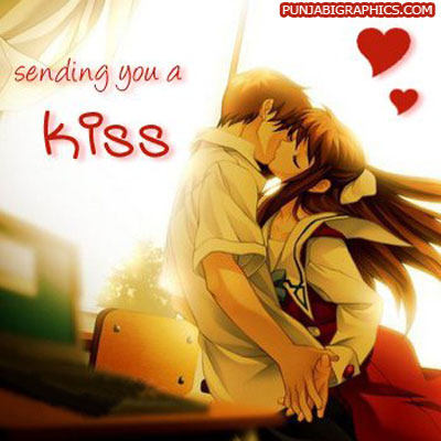 Latest Kiss Day Wish