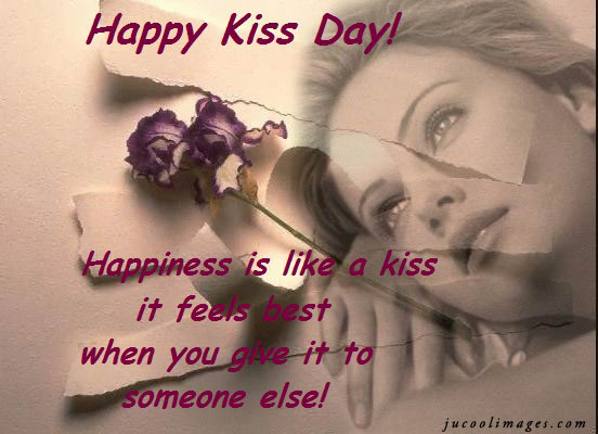 Latest Kiss Day