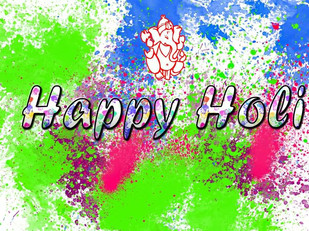 Marvelous Happy Holi Pics