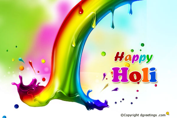 Marvelous Holi Wishes