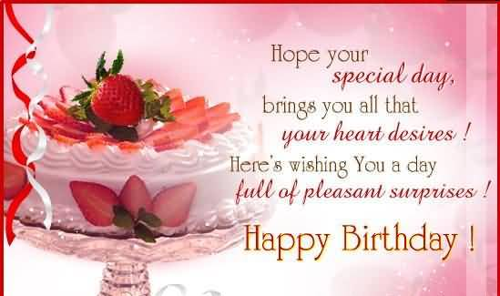 Mind Blowing Happy Birthday Wishes And Greetings