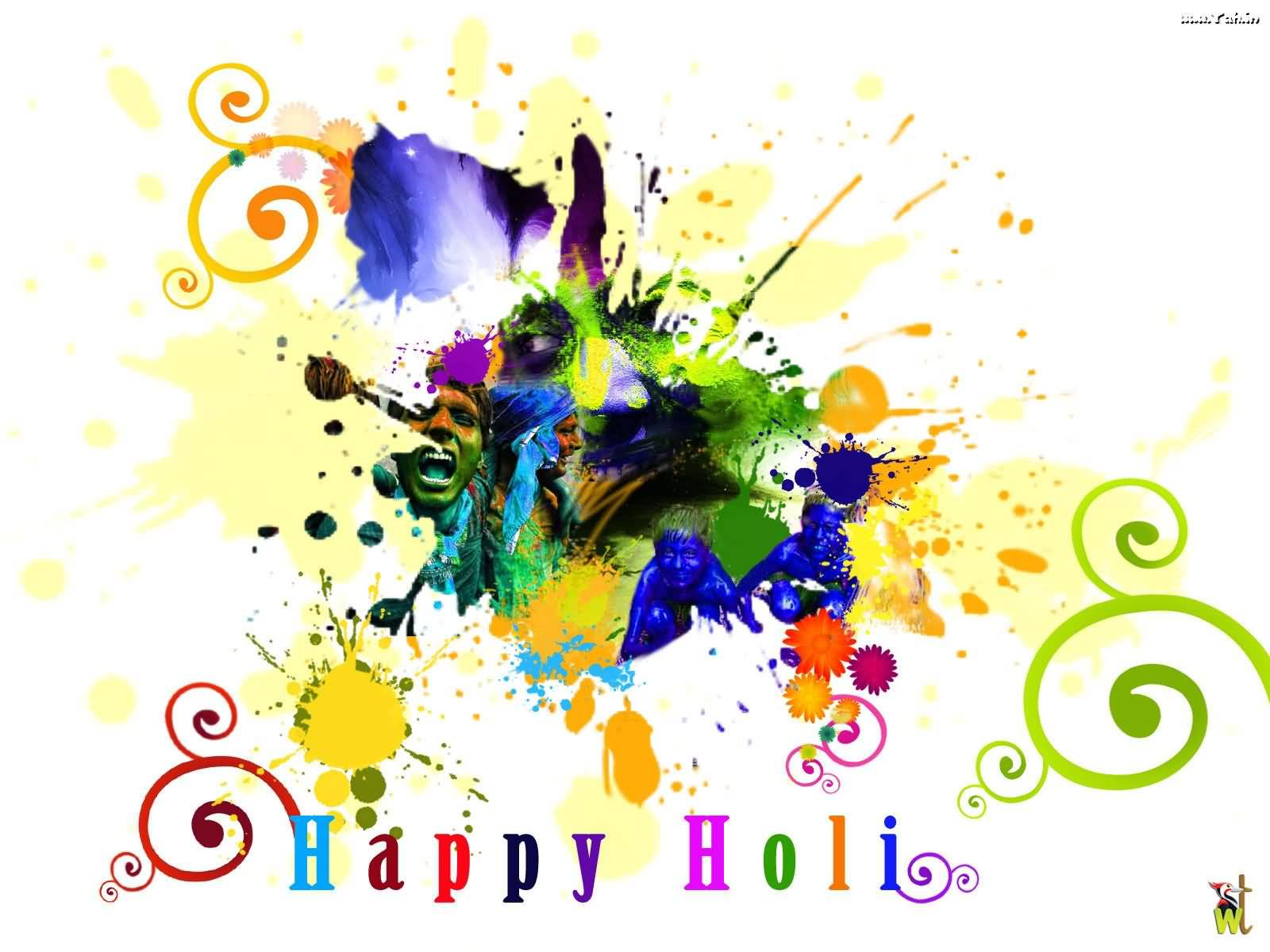 Mind Blowing Happy Holi Wishes
