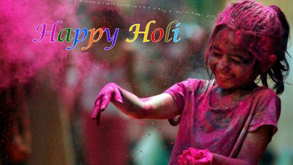 Mind Blowing Holi Wishes