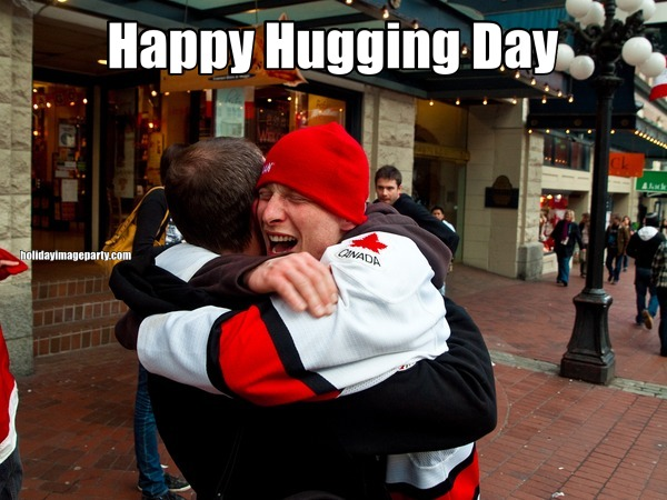 Mind Blowing Hug Day