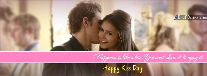 Mind Blowing Kiss Day Image