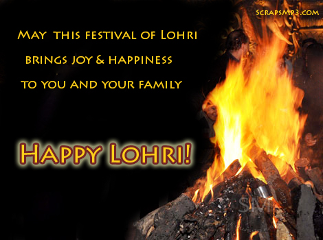 Mind Blowing Lohri Wishes