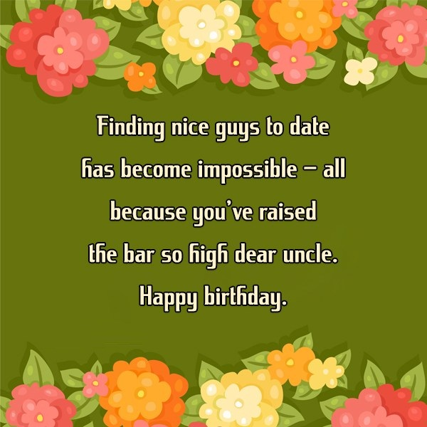 Nice Birthday Quotes & Wishes