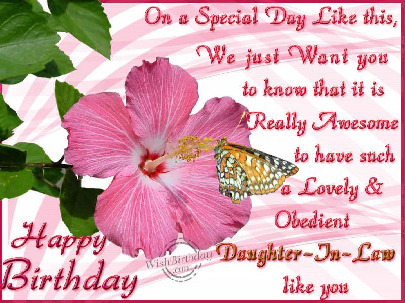 Nice Birthday Wishes And Greetings