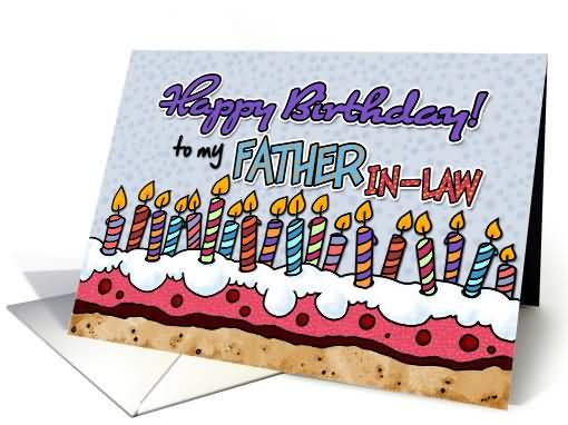 Nice Colorful E-Card Happy Birthday Wishes