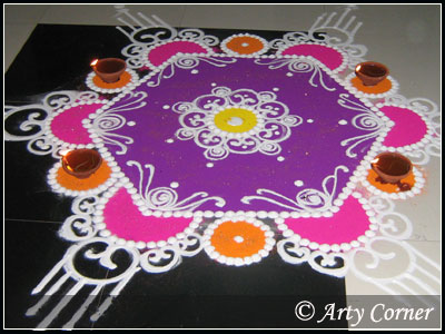 Nice Diwali Greetings