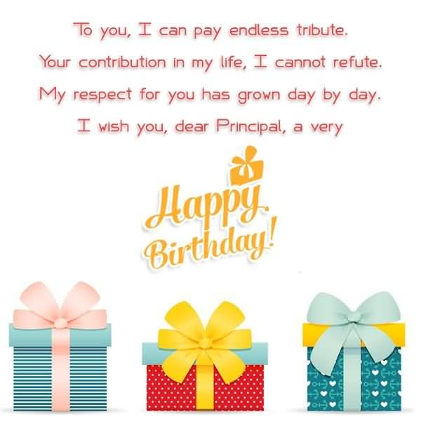 Nice E-Card Birthday Wishes