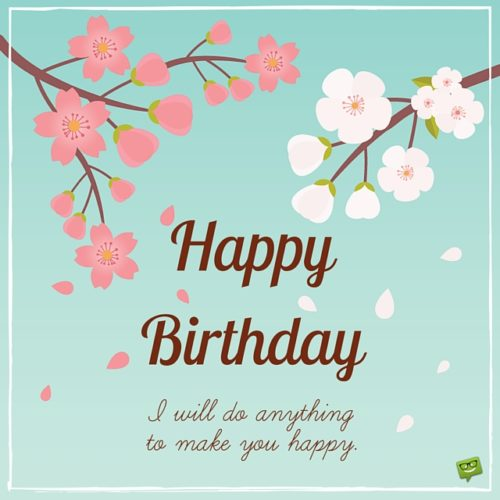 Nice Flower E-Card Happy Birthday Wishes And Greetings