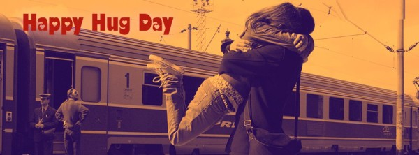 Nice Hug Day Wish