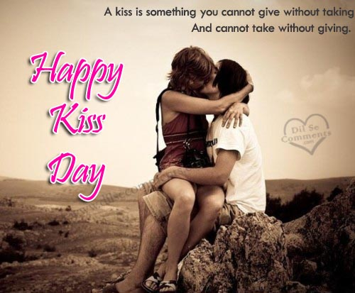 Nice Kiss Day Pictures
