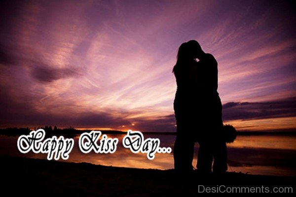 Nice Kiss Day Wish