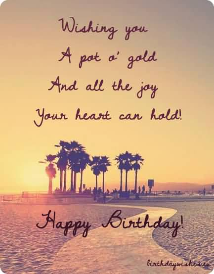 Nice Words Birthday Wishes