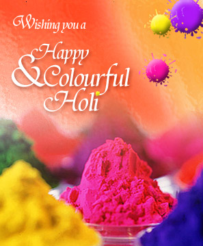 Outstanding Holi Wishes