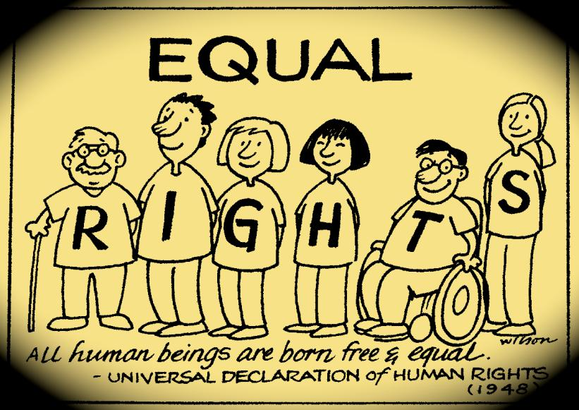Outstanding Human Rights Day