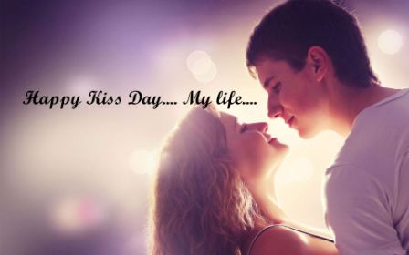Outstanding Kiss Day Picture