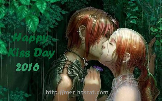 Outstanding Kiss Day