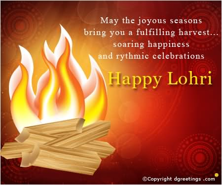 Outstanding Lohri Pictures