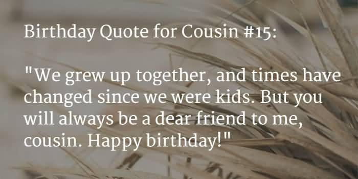 Popular Birthday Wishes With Quote