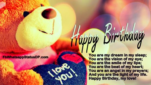 Popular Happy Birthday Wishes With Message (2)