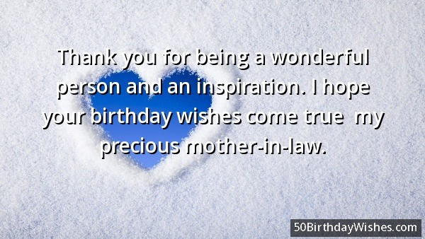 Precious Birthday Wishes And Greetings
