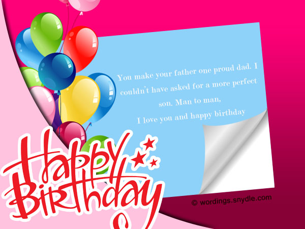 Short Happy Birthday Quotes With Message