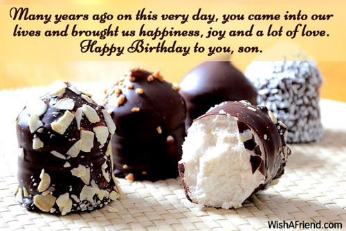 Short Happy Birthday Wishes With Quotes