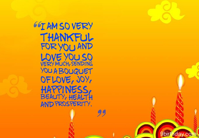 Short Message Birthday Quotes And Wishes