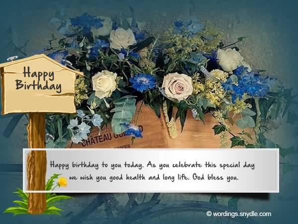 Short Message Happy Birthday Wishes