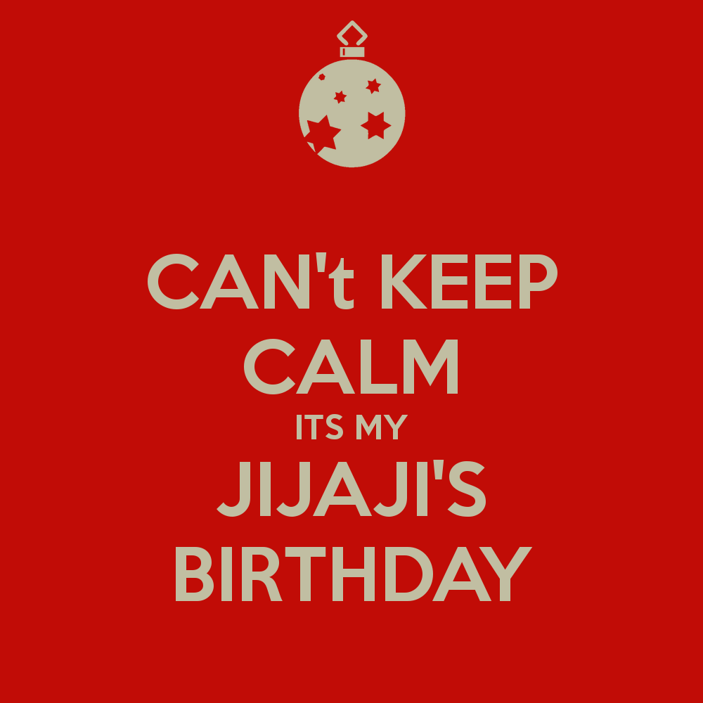 Simple Keep Calm E-Card Birthday Wishes