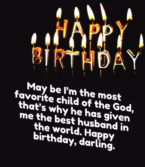Special Message Happy Birthday Wishes