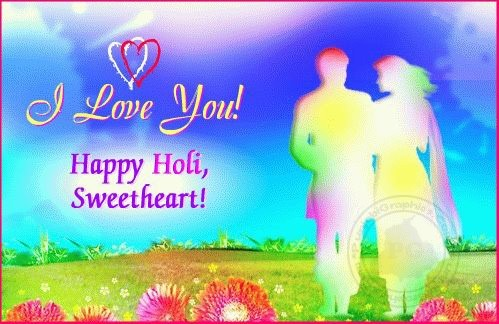 Superb Happy Holi Wish