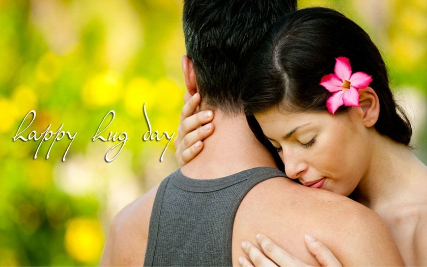 Superb Hug Day Images