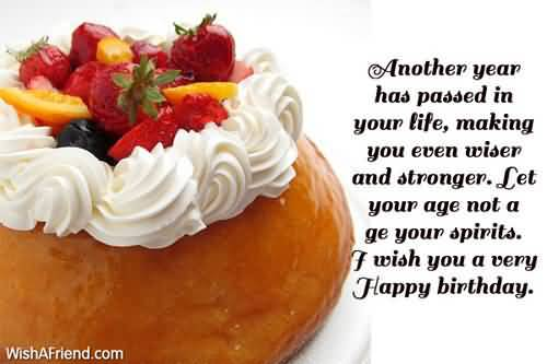 Sweet Birthday Quotes