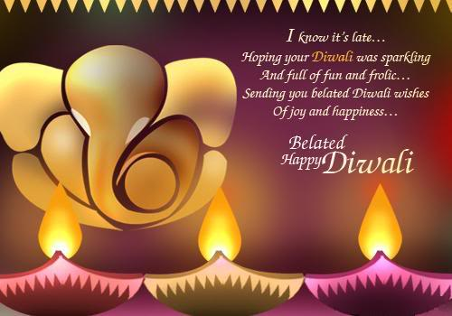 Sweet Diwali Greetings