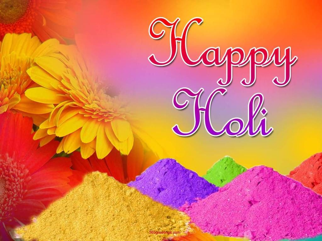Sweet Holi Wishes