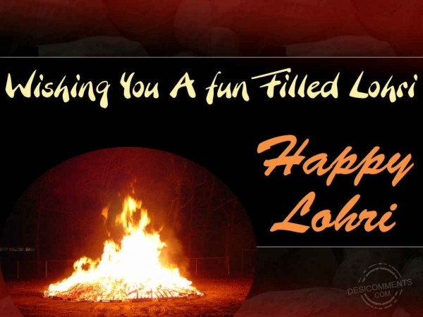 Sweet Lohri Wishes