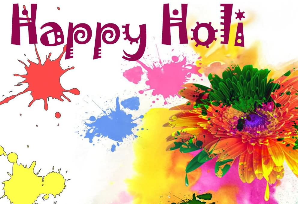 Terrific Holi Wishes