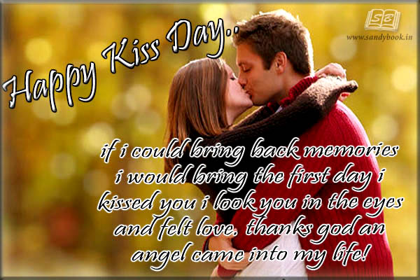 Terrific Kiss Day Images