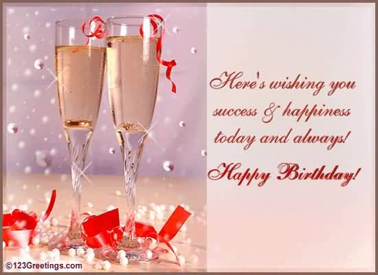 Tremendous Birthday Wishes And Greetings