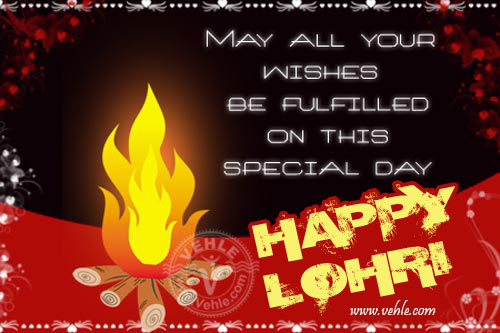 Unique Lohri Wishes