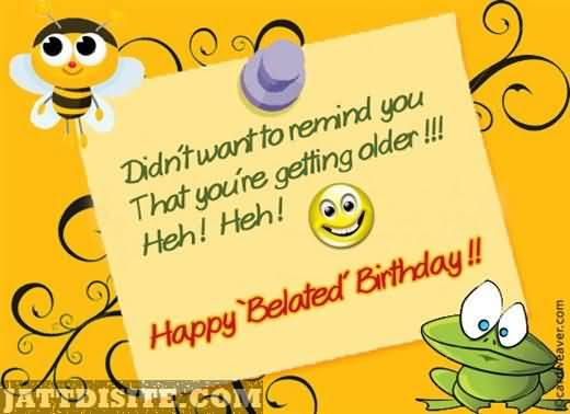 Wonderful E-Card Happy Birthday Wishes